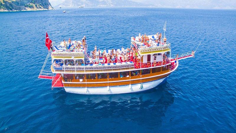 قایق سواری در مارماریس، لذتبخشترین تفریحات مارماریس