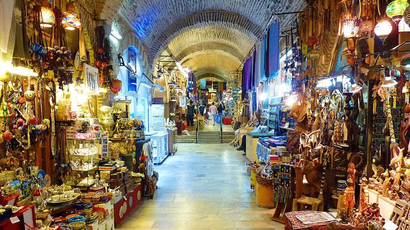 بازار کِمِرالتی ازمیر، بازار سنتی و قدیمی ازمیر