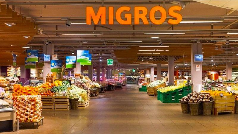 فروشگاه میگروس استانبول