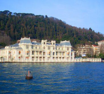 درباره خانه های ببک استانبول