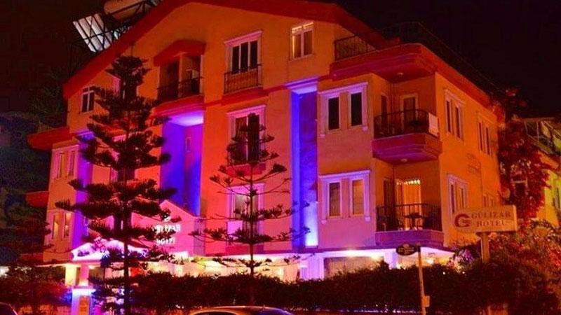 هتل گولیزار یکی از ارزانترین هتل های آنتالیا