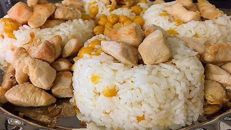 تخود پلو ترکیه، خوشمزهترین غذای ترکی