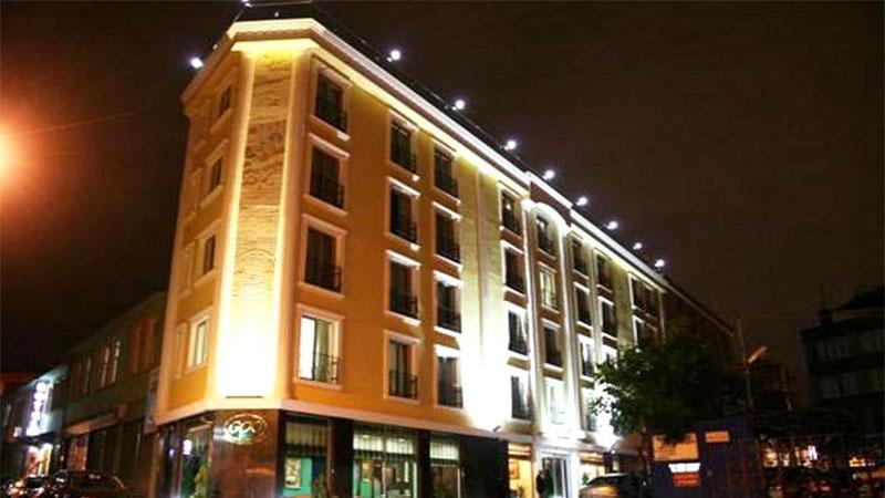 هتل 4 ستاره ارزان قیمت گولحانه پارک استانبول