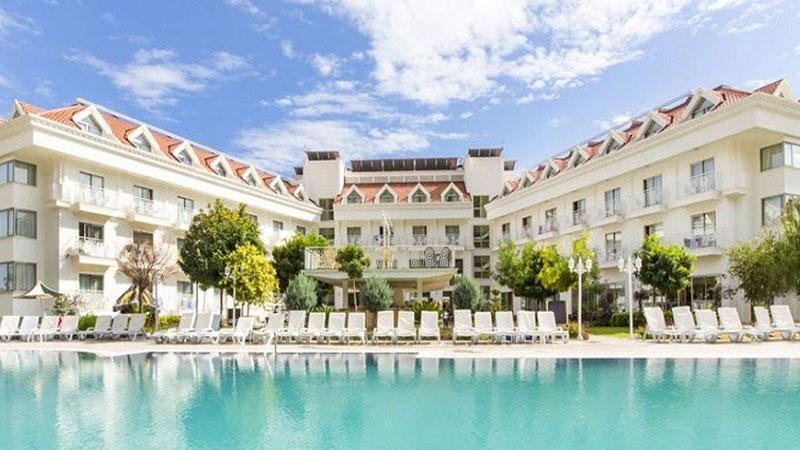 هتل گراندمیرامو یکی از بهترین و ارزان ترین هتل های آنتالیا