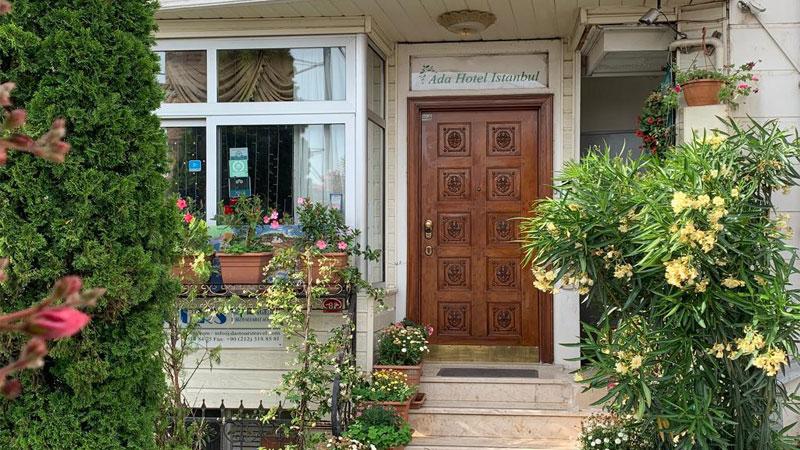 هتل آدا استانبول،یکی هتل های خوب و ارزان استانبول