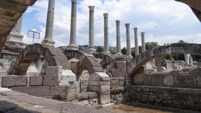 موزه آگوارا شهر ازمیر