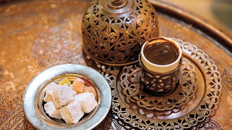 قهوه ترک یکی از خوشمزه ترین سوغاتی های استانبول ترکیه