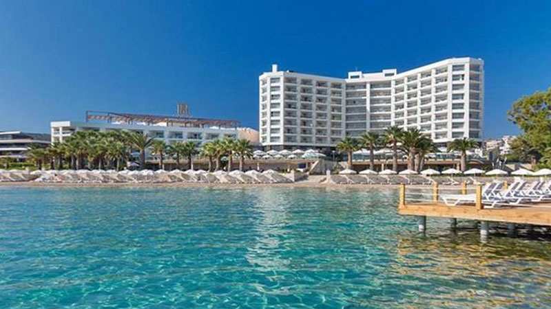 هتل های 5 ستاره ازمیر