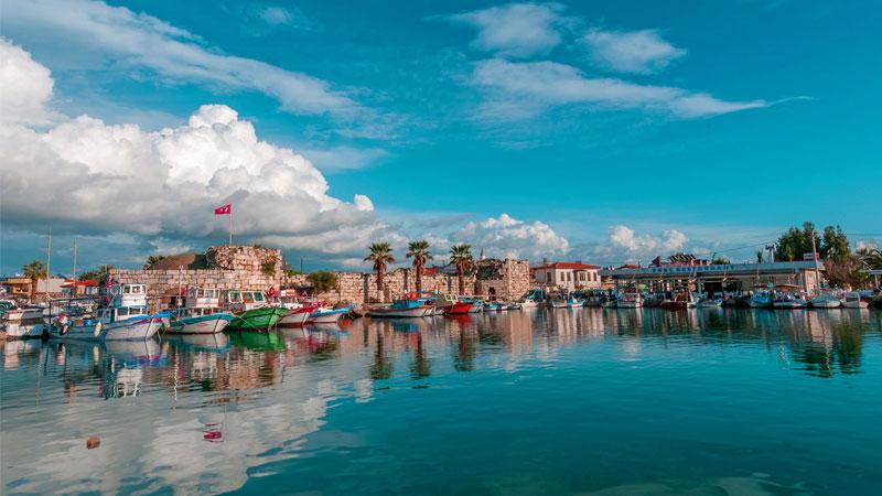 سفر به ازمیر ترکیه