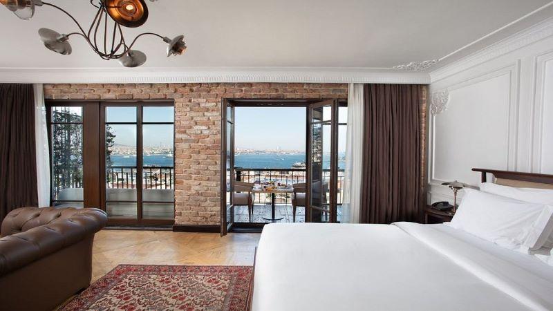 بوتیک هتل گورجس گالاتا ترکیه