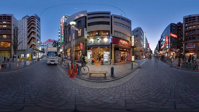 آموزش عکاسی 360 درجه