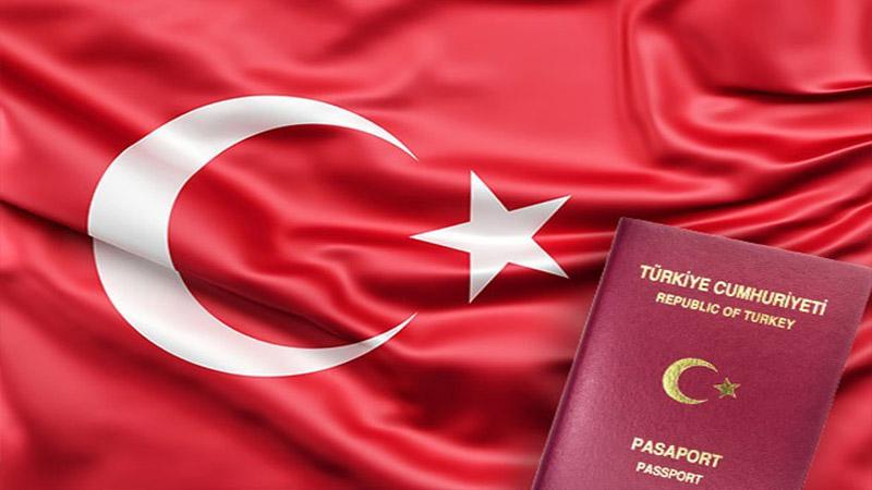 پاسپورت دومینیکا یا ترکیه